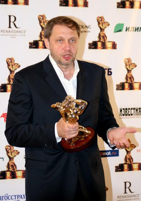 Победитель в номинации «спортивный комментатор» Кирилл НАБУТОВ
