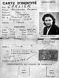 Французские документы Нэнси Уэйк. Источник: diggerhistory.info