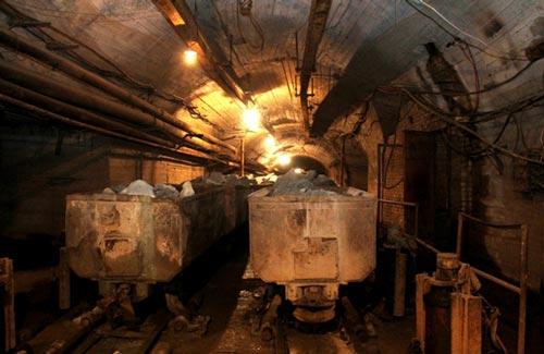 Действующая шахта на Березовских рудниках. Источник: eruda.ru