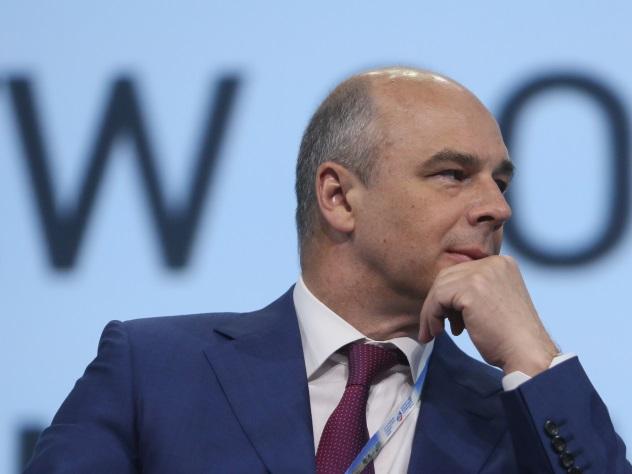 Силуанов: деньги у Российской Федерации есть