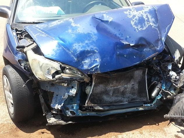 Видео смертоносного  ДТП под Ульяновском: фура размозжила 5 машин