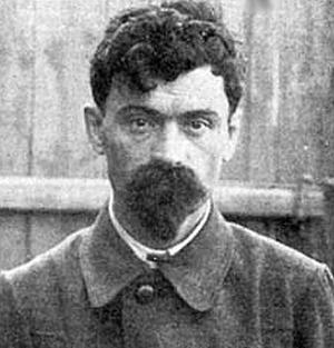 Яков Юровский в 1918 г.