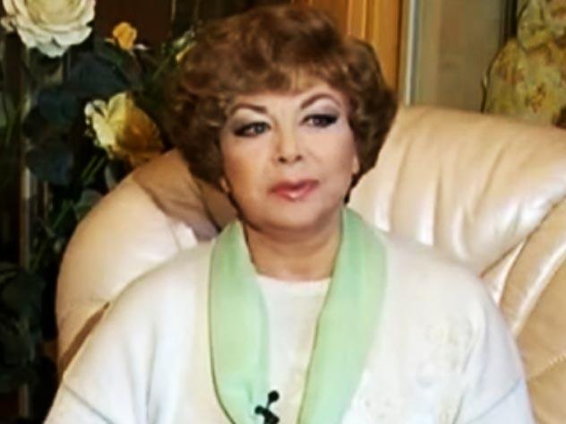 Вдень 80-летия Эдита Пьеха удостоена ордена «Зазаслуги перед Отечеством»