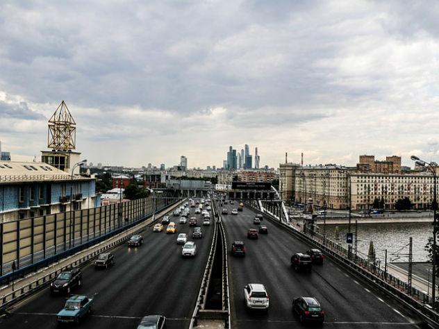 Власти столицы небудут взимать плату за заезд вМоскву