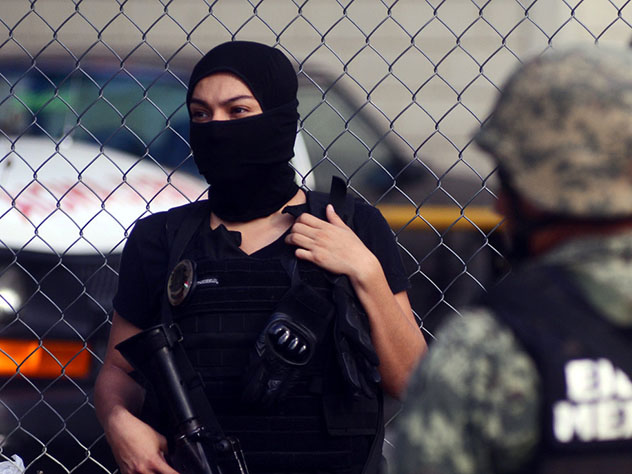 В мексиканском штате убили начальника полиции