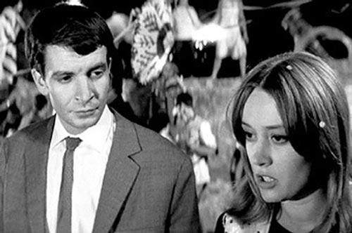 Савва Хашимов и Маргарита Терехова. «Бегущая по волнам», 1966