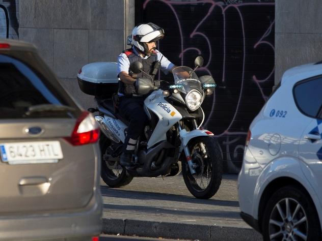 ВИспании убит шофёр  грузового автомобиля , давившего людей вБарселоне