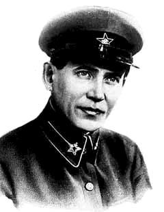 Нарком Н. Ежов. wikimedia