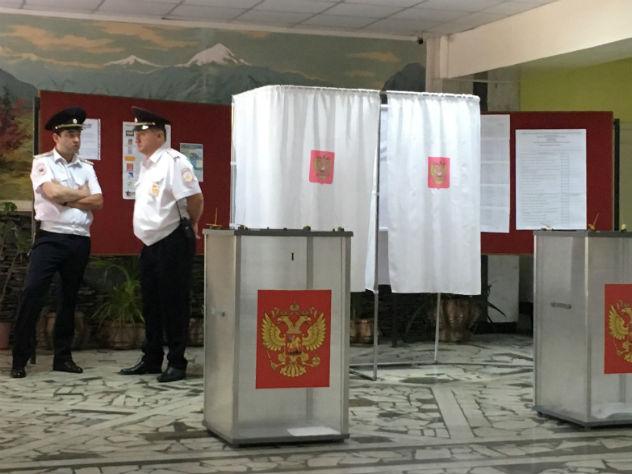Выборы мэра Москвы будут стоить бюджету 572 млн рублей