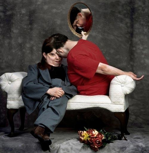 Лори и Джордж Шэппель. flickr.com