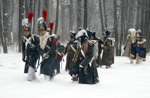 Кадр из фильма «1812-й. Отечественная. Великая»