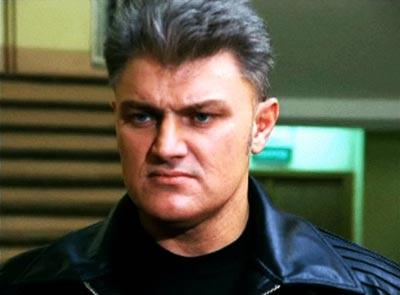 В 2006 году спортсмен сыграл Терминатора в одном из выпусков «Ералаша». Кадр из киножурнала