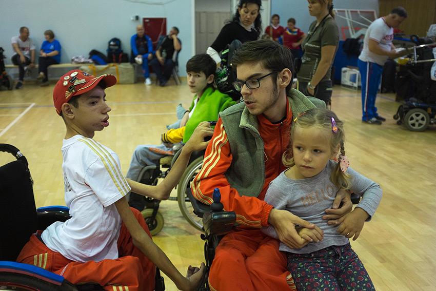 Международный молодежный турнир по бочча «Москва-2017»