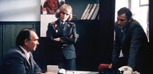 Кадр из фильма «Огарева, 6»