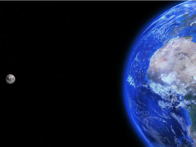 50 тыс. тонн собственной массы Земля теряет каждый год