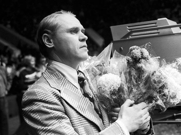 Станислав Жук, 1983 год. Автор: Уткин Игорь. ИТАР-ТАСС/Архив
