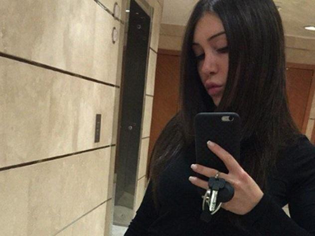 Мару Багдасарян оштрафовали на15 тыс.  заезду без прав