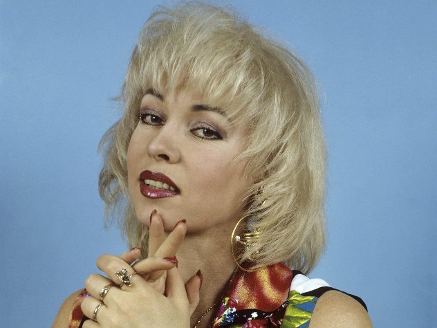 Звезда 90-х Татьяна Маркова вернулась насцену после смерти сына