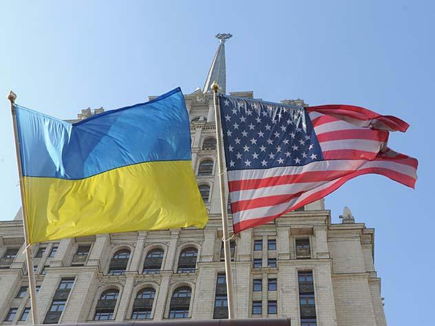 Съезд США хочет выделить навоенную помощь Украине 350 млн. долларов