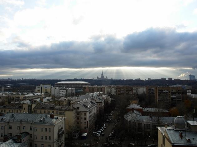 Гидрометцентр: Москвичам необходимо  подбадривать себя вдепрессивную погоду