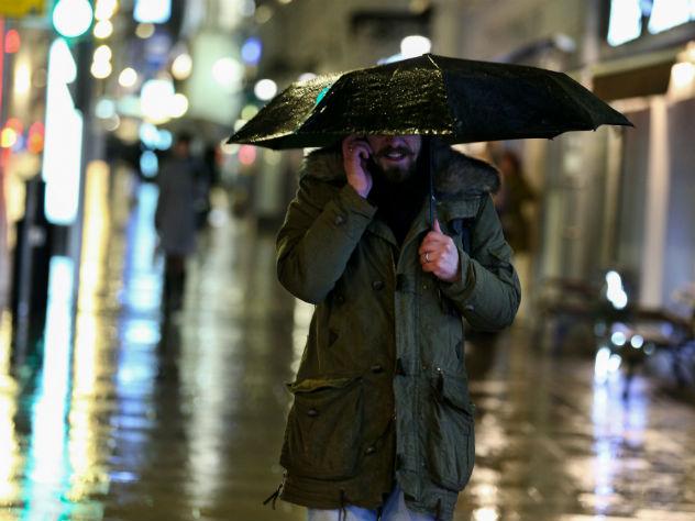 Пасмурная исырая погода ждет жителей столицы навыходных
