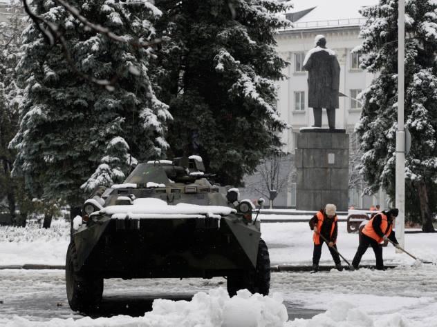 Украинские регионы, готовые воссоединиться сРоссией, назвали вКиеве