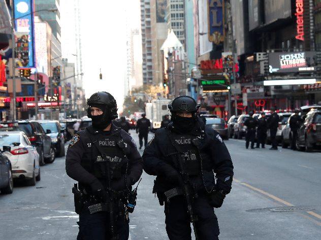 Взрыв вНью-Йорке назвали «попыткой совершения теракта»