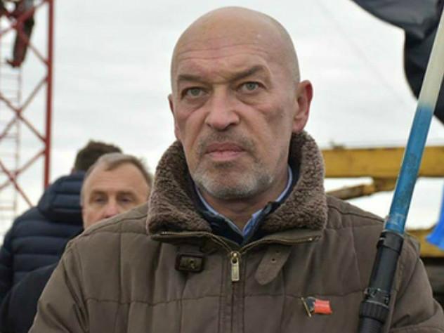 Украинский министр по делам оккупированных территорий Георгий Тука