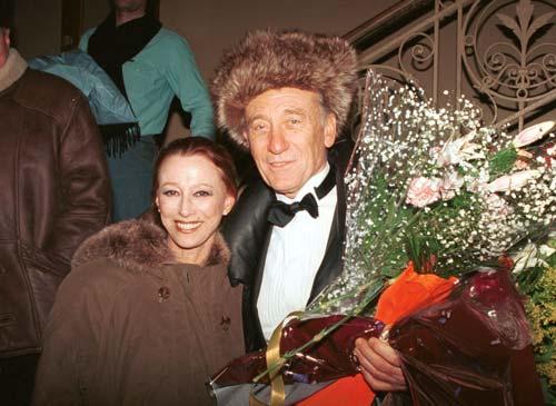 Родион Щедрин и Майя Плисецкая, 1999 год. globallookpress.com