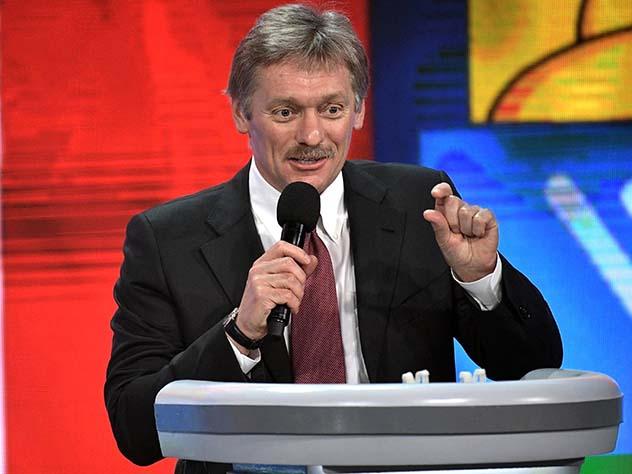 Кремль анализирует публикации вTelegram-каналах, объявил Песков