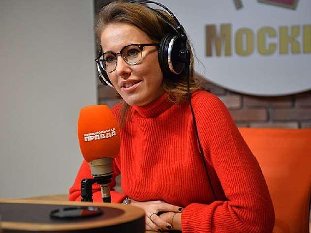 Собчак назвала крымчан неполноценными поотношению кмиру