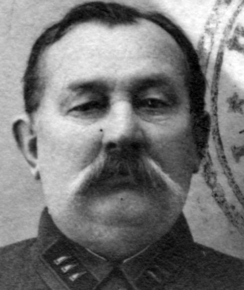 Петр Магго, палач, оборвавший более 10 000 жизней. Фото 1938 года