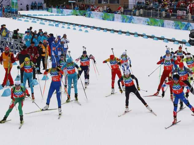 Российские биатлонисты бегут из страны целыми группами