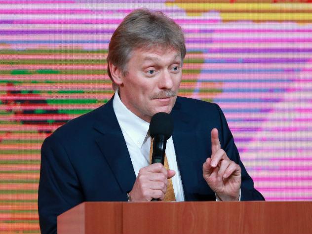 Выборы в США: Песков ответил на обвинения Microsoft