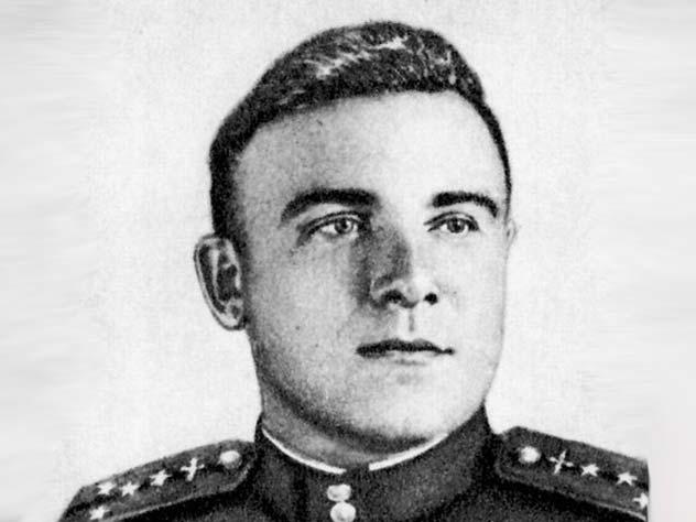 Герой Советского Союза Борис Борисович Глинка. Источник: wikipedia.org
