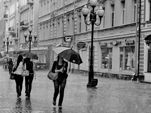 Непогода пришла на Кубань в день матча ЧМ-2018