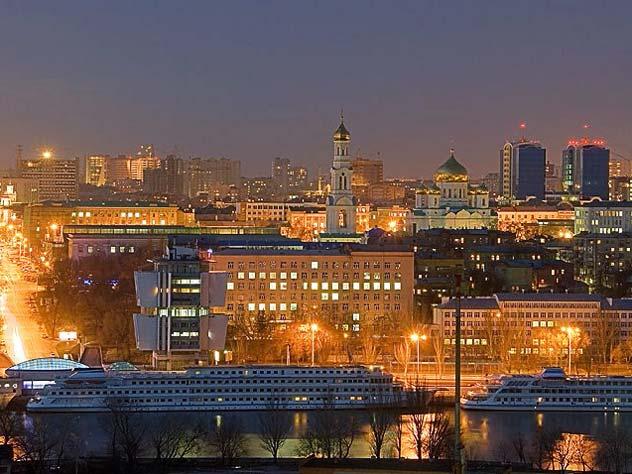 Вид на город Ростов-на-Дону. Источник: wikimedia.org