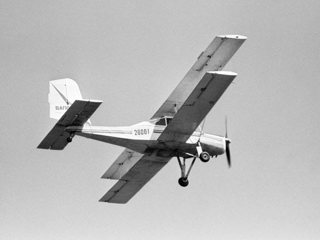 Бипланы, после окончания их использования в «большой» авиации, не канули в небытие. Метелица Сергей / Фотохроника ТАСС