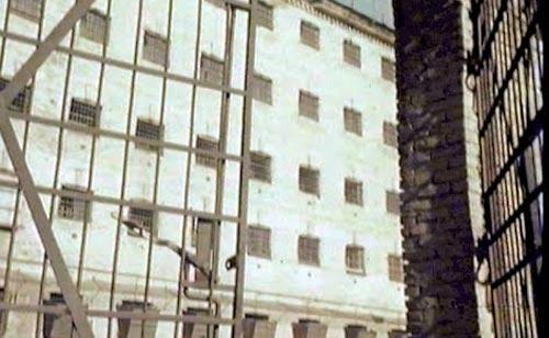 Таганская тюрьма. Кадр YouTube