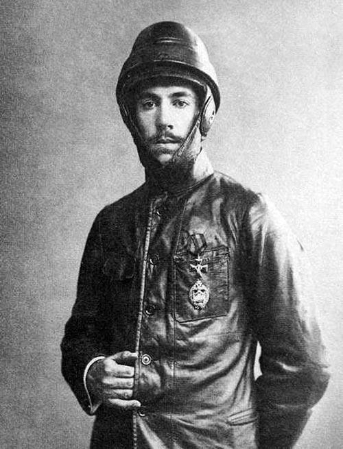Игорь Сикорский, 1914 год. Источник: wikipedia.org