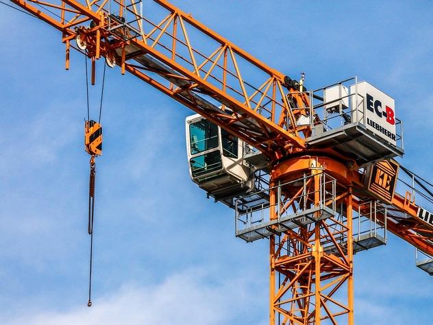 Уфимская компания заплатит машинистке за падение с башенного крана