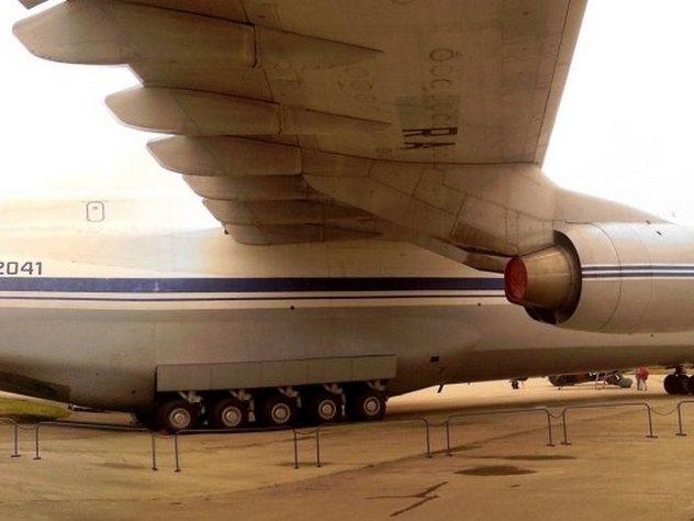 В России создадут сверхтяжелый самолет на замену Ан-124 «Руслан»