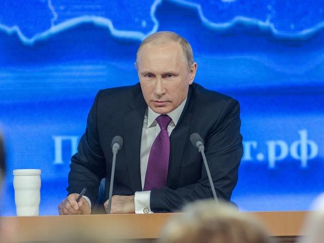 Пресс-секретарь президента РФ Дмитрий Песков подтвердил, что Владимир Путин провел частную встречу с бывшим главной Международной федерации футбола (ФИФА) Йозефом Блаттером.