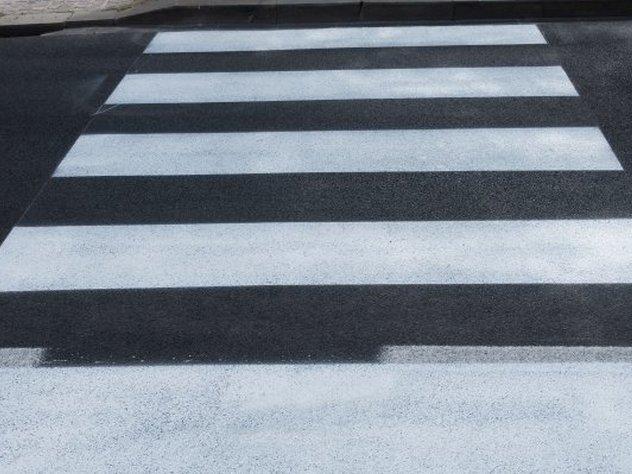 В России предложили создать рельефные пешеходные переходы