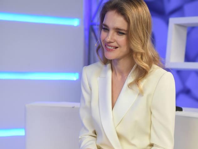 Модель Наталья Водянова