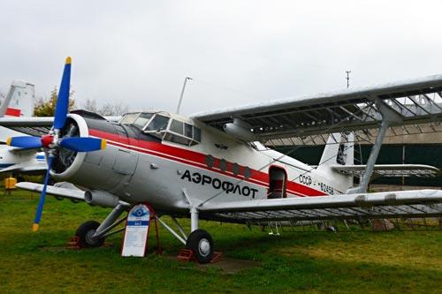 Самолет Ан-2 в авиамузее Кургана. Именно такой «кукурузник» хотели угнать советские диссиденты. Источник: wikimedia