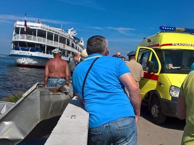 Следствие проверит обстоятельства столкновения лодки с причалом в Перми