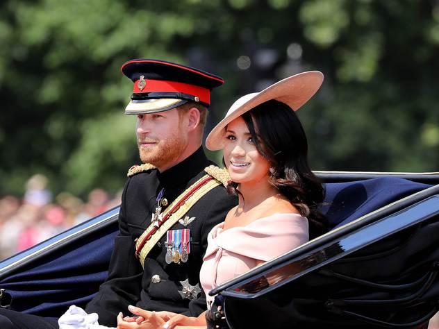 Герцог и герцогиня Сассекса вряд ли могут рассчитывать на приглашение стать крестными родителями принца Луиса.