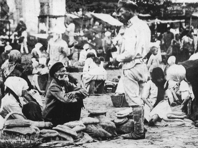 Ростовский базар в начале ХХ века. Фото: wikimedia.org