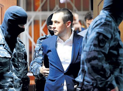 У полковника Захарченко обнаружили больше 9 миллиардов рублей